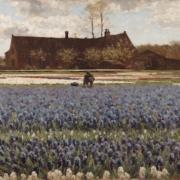 Anton L. Koster - Blauwe hyacinten - Gemeentemuseum Den Haag