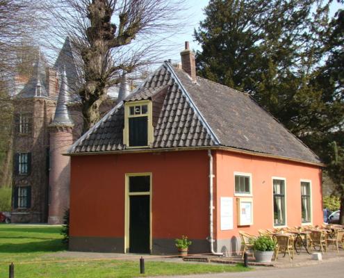 Kasteel Keukenhof: washuisje in Lisse | Door: Arch (wiki) | Licentie: PD