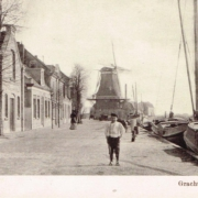 Gracht te Lisse ca. 1910