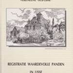 Registratie van waardevolle panden in Lisse