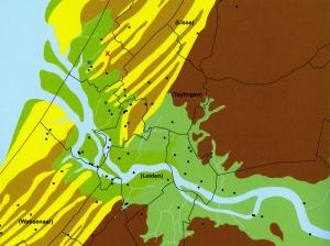 Monding van de Rijn